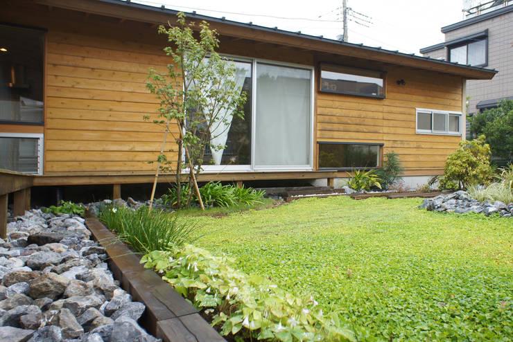 庭院 by 環境創作室杉