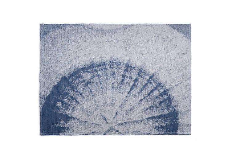 Fungy! Placemat N°1 Blue:  Woonkamer door Roos Soetekouw Design