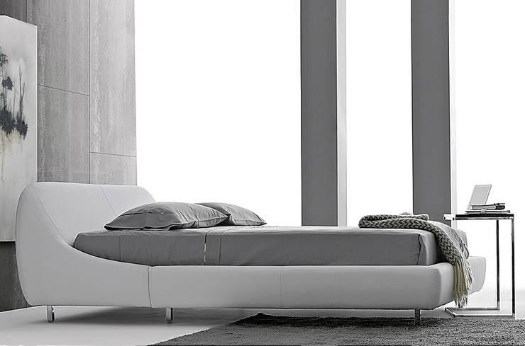Cama de casal RUTH:   por VM HOME DESIGN,Moderno