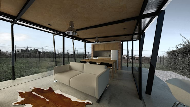 Ruang Keluarga by CUMPA