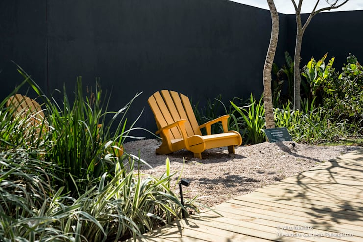 alexandre galhego paisagismo:  tarz Bahçe