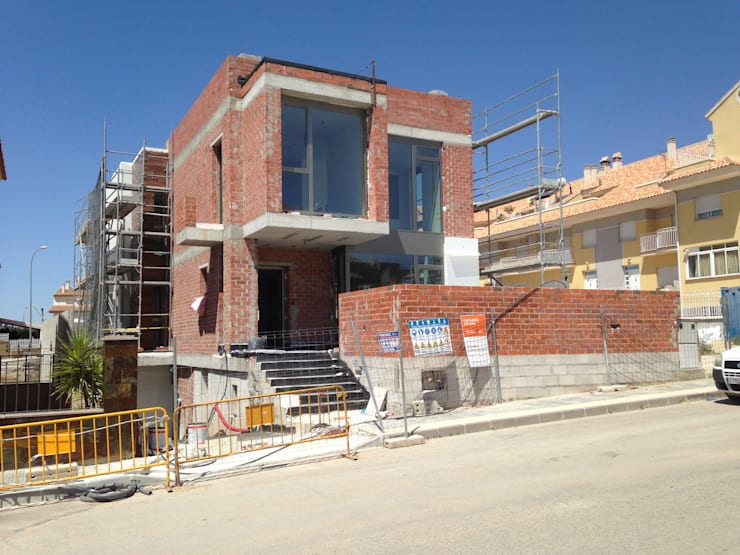 Houses by FRAMASA CONSTRUCTORA DEL NOROESTE SLU