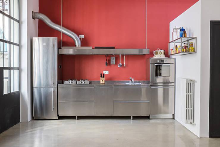 مطبخ تنفيذ studiodonizelli