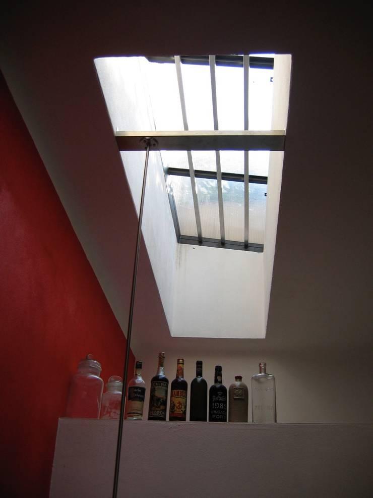 Fenêtres de style  par studiodonizelli, Industriel Fer / Acier