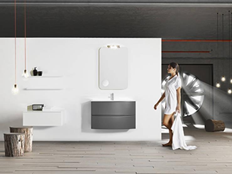 Visões: Casas de banho  por Artekasa Materiais de Construção e Decoração
