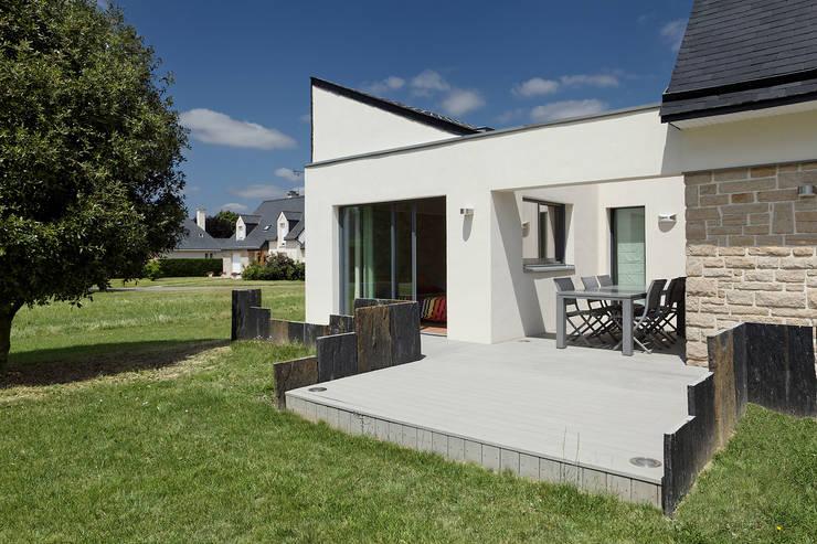 Projekty,  Domy zaprojektowane przez O2 Concept Architecture