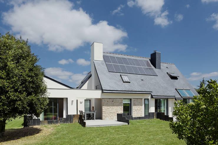 Дома в . Автор – O2 Concept Architecture