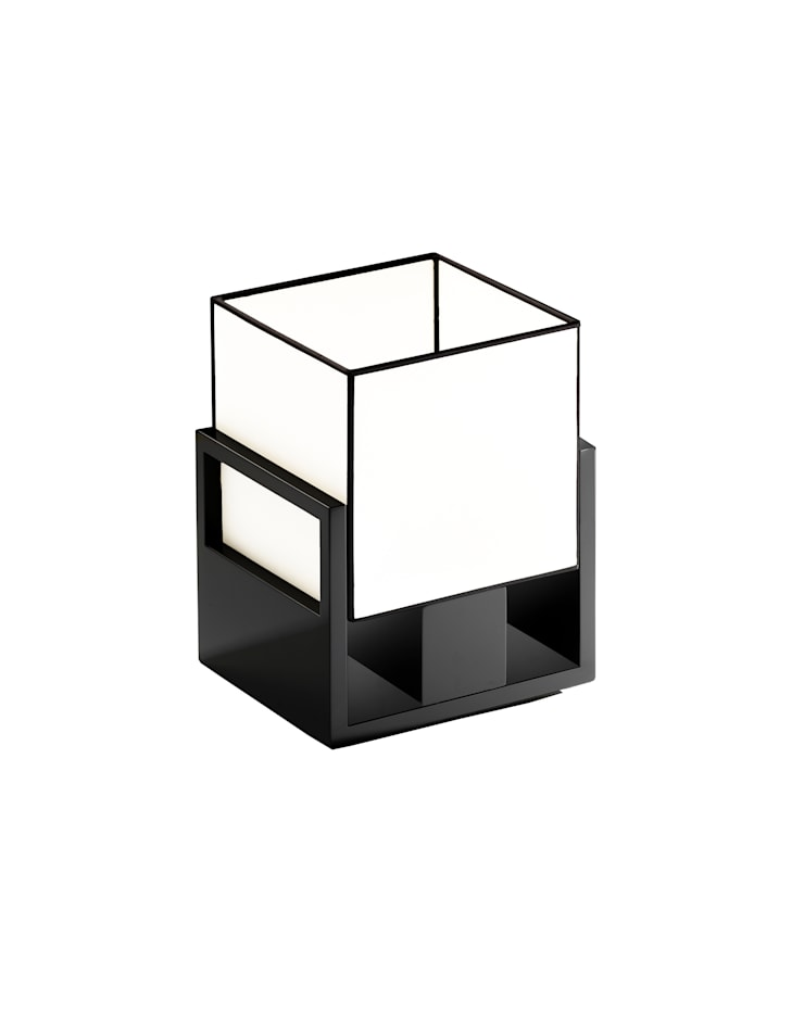 SINOPE lampe à poser laquée: Maison de style  par ZAOZAM