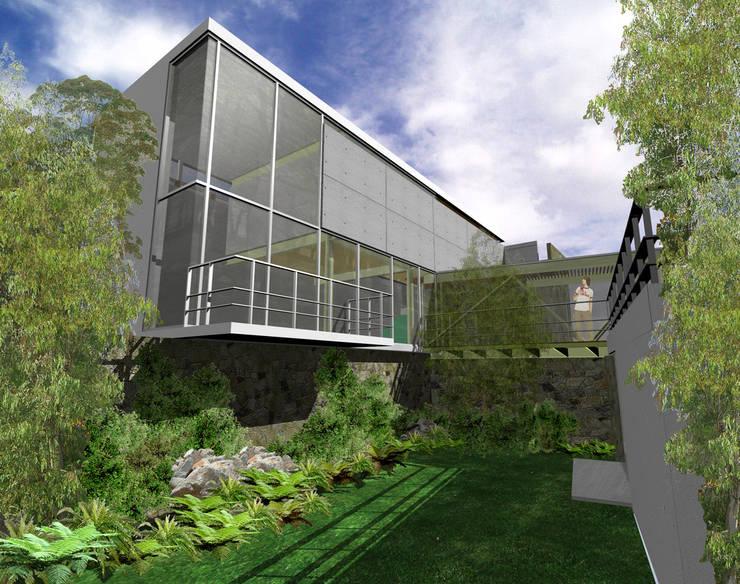 Casa Prado Largo - RIMA Arquitectura: Casas de estilo  por RIMA Arquitectura