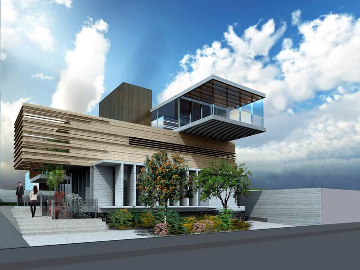 Bacatete - RIMA Arquitectura: Casas de estilo  por RIMA Arquitectura