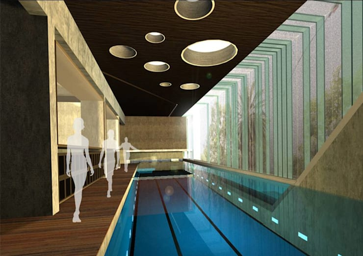 Pool by RIMA Arquitectura