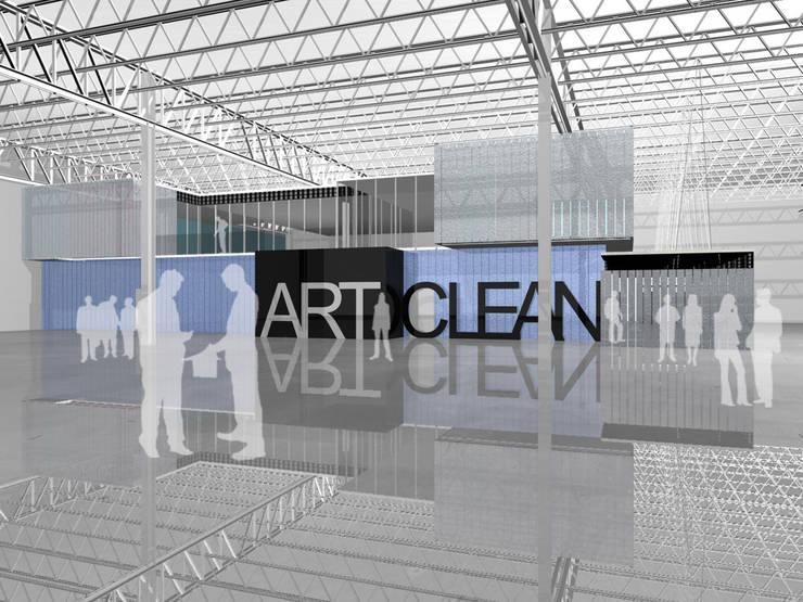Art Clean - RIMA Arquitectura: Estudios y oficinas de estilo  por RIMA Arquitectura