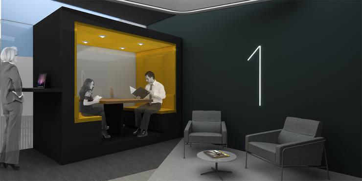 Anima - RIMA Arquitectura: Estudios y oficinas de estilo  por RIMA Arquitectura