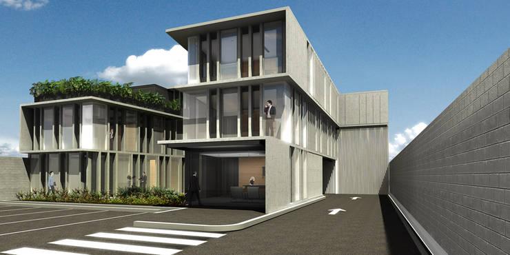 Ramtol - RIMA Arquitectura: Estudios y oficinas de estilo  por RIMA Arquitectura