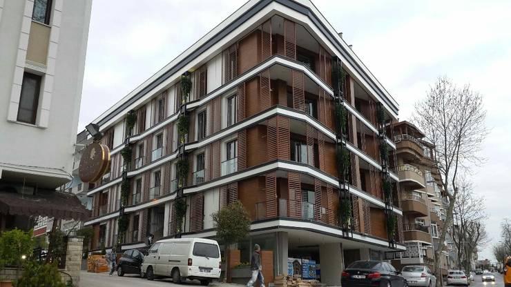 CANSEL BOZKURT  interior architect – Proje Tasarım ve Kontrolörlük: modern tarz Evler
