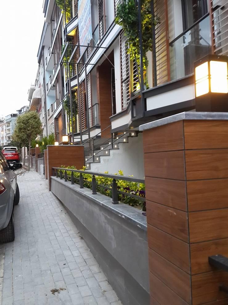 CANSEL BOZKURT  interior architect – Proje Tasarım ve Kontrolörlük:  tarz Evler