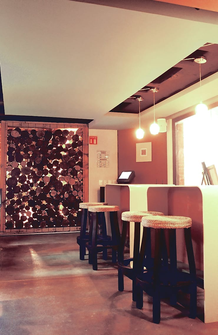 Chez Polo San Ángel - RIMA Arquitectura: Comedores de estilo  por RIMA Arquitectura