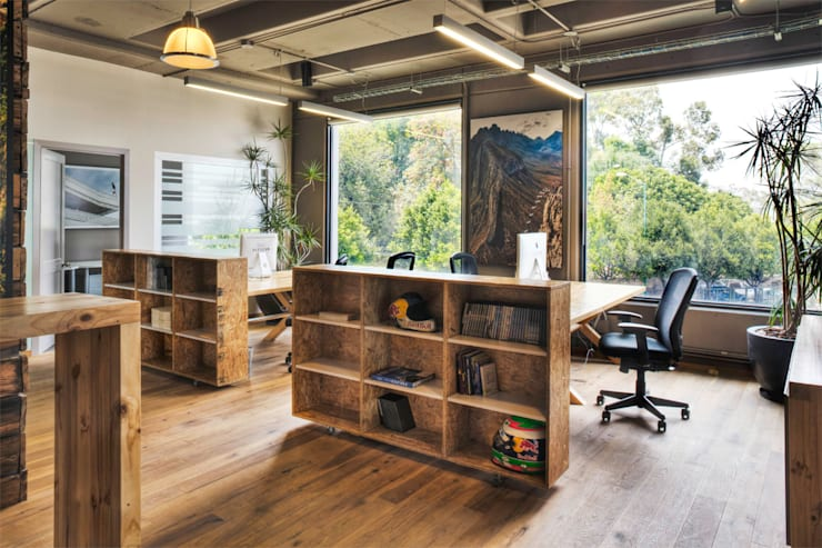 Study/office by RIMA Arquitectura