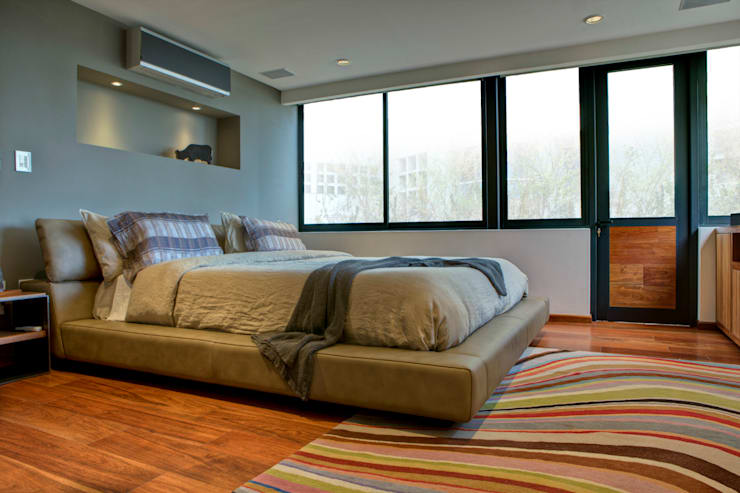 Bedroom by RIMA Arquitectura,