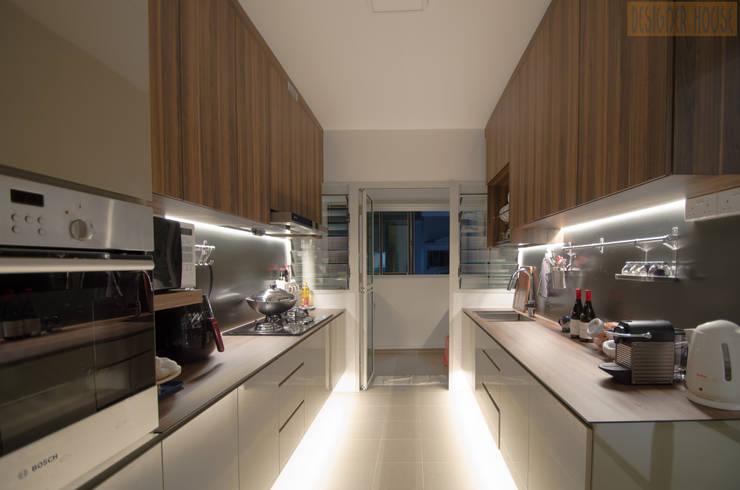 Cocinas de estilo  por Designer House
