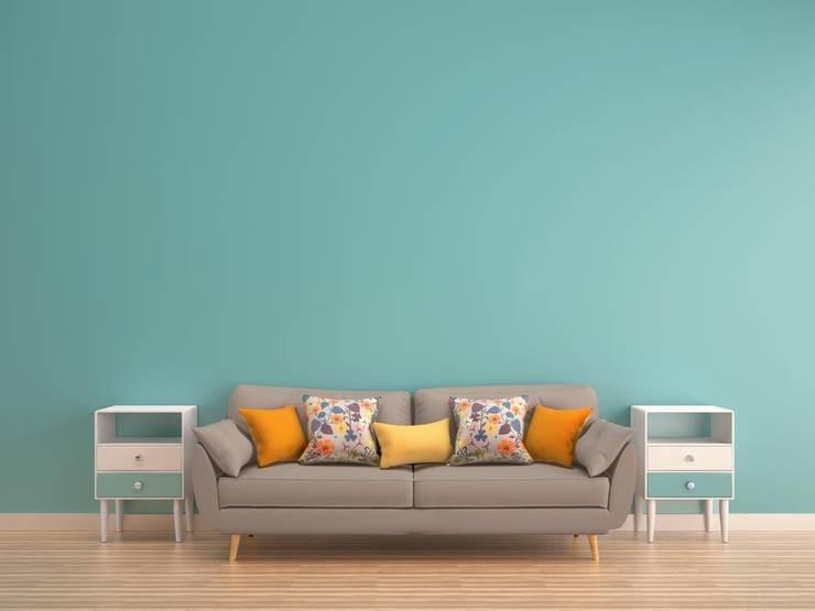 التخلص اولا من اثاث منزلي يعوق توفير المساحة الكافية داخل المنزل الصغير:  المنزل تنفيذ House Market for Decor & furniture