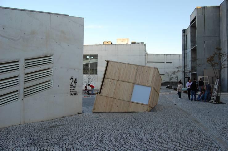 Maquete à Escala Real:   por GVelhinho