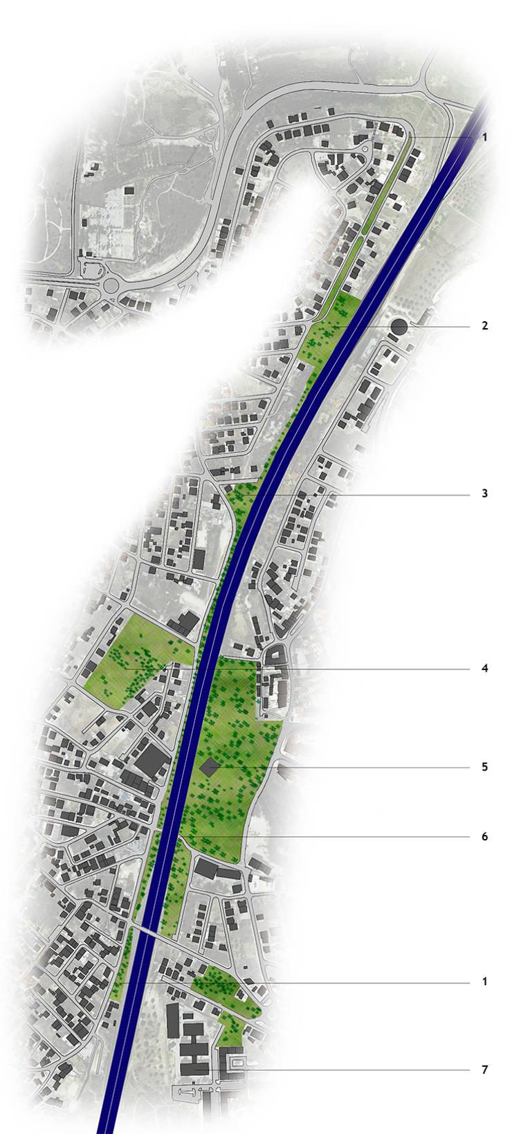 Linha Verde – Póvoa de Santa Iria:   por GVelhinho