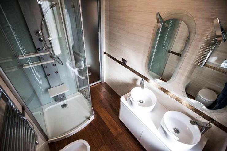 moderne Badezimmer von Archihouse