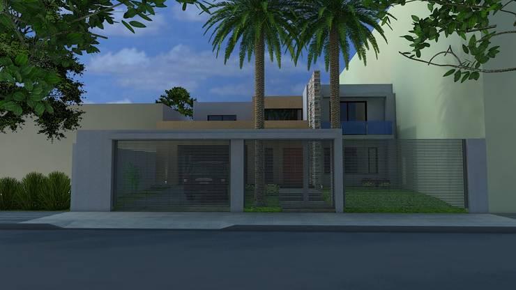 Remodelación Vivienda Familiar: Casas de estilo  por Arq.Rubén Orlando Sosa
