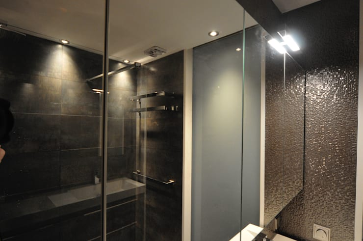 colonial  by AGZ badkamers en sanitair, Colonial Glass