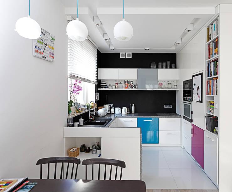 Kitchen by Marchitektka