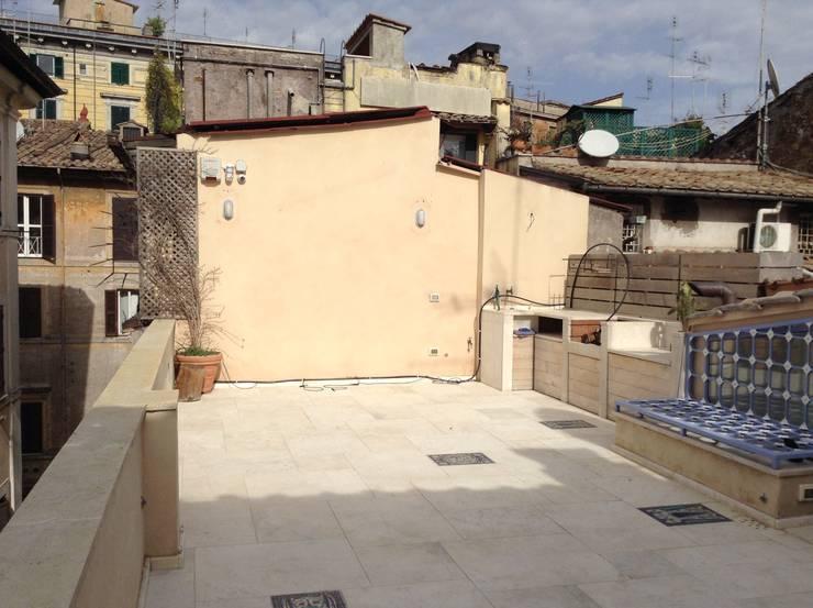 تنفيذ Au dehors Studio. Architettura del Paesaggio