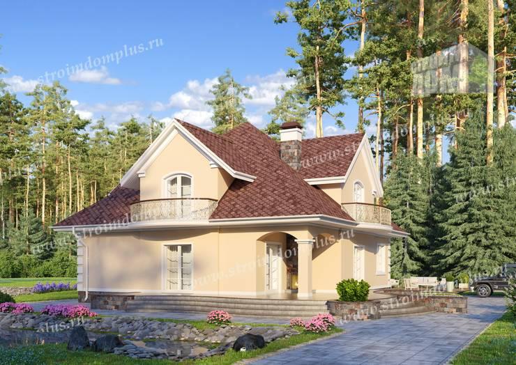 """Загородный дом """"Розенталь"""":  в . Автор – ООО СК 'Строим Дом'"""