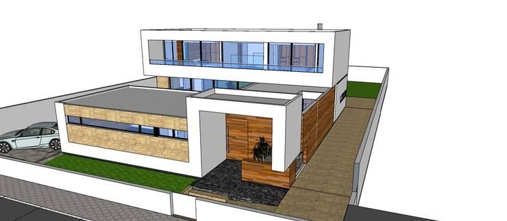 3d: Paredes  por ribau margaça _ arquitetura