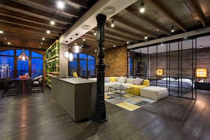 loft is loft:  в . Автор – MARTINarchitects