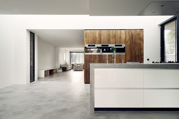 Woonhuis FKWS:   door Dreessen Willemse Architecten