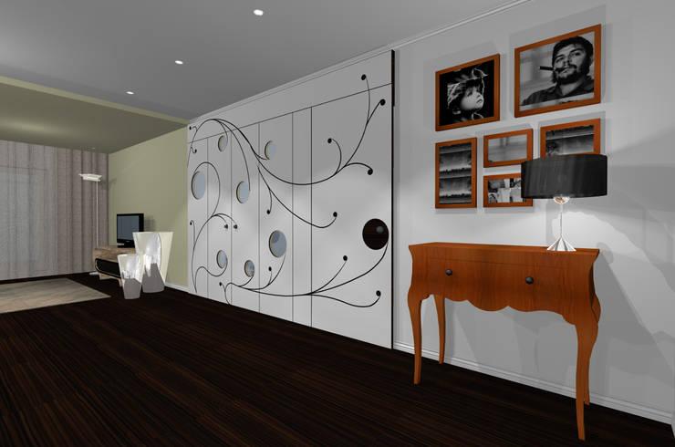 Apartamento Particular - remodelação:   por suguidesign