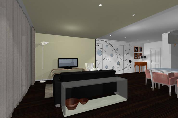 Apartamento Particular – remodelação:   por suguidesign