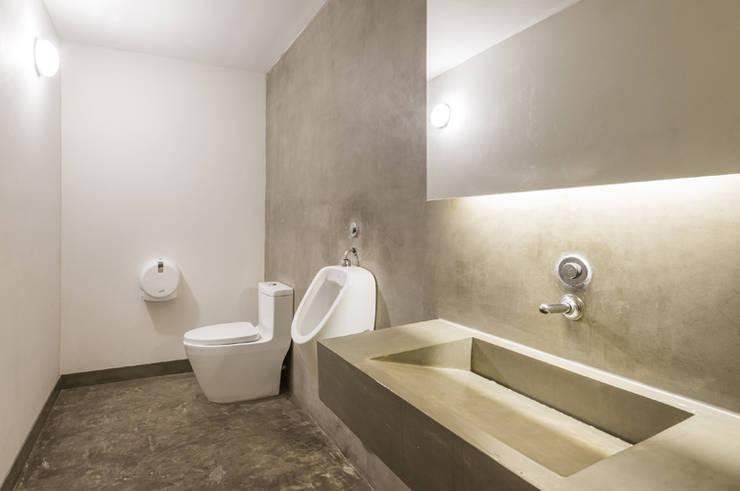 Hotel El Peñon: Hotéis  por feedback-studio arquitectos