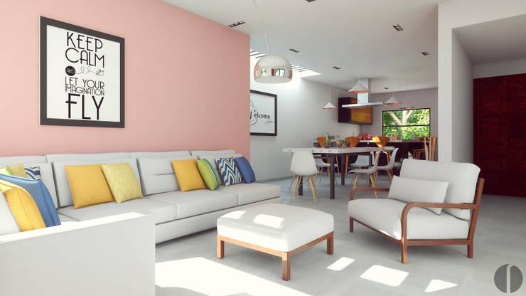 Combinaciones de colores para interiores ideas y ejemplos for Colores para pintar puertas de interior