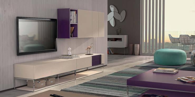 http://intense-mobiliario.com/pt/salas-de-estar/3633-sala-de-estar-surubi.html: Sala de estar  por Intense mobiliário e interiores;
