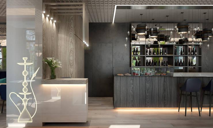 جدران تنفيذ U-Style design studio