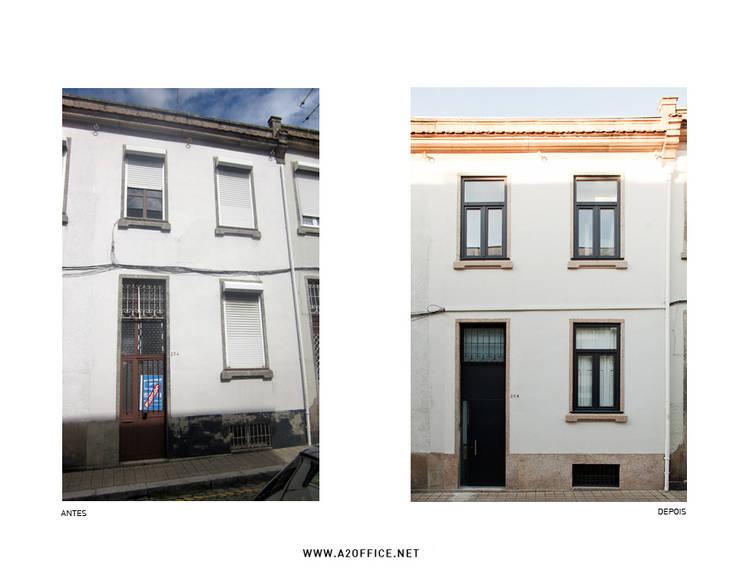 Casa RT - Reabilitação:   por A2OFFICE