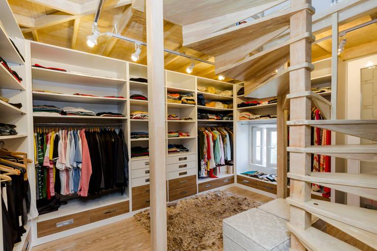 غرفة نوم تنفيذ Mimoza Mimarlık