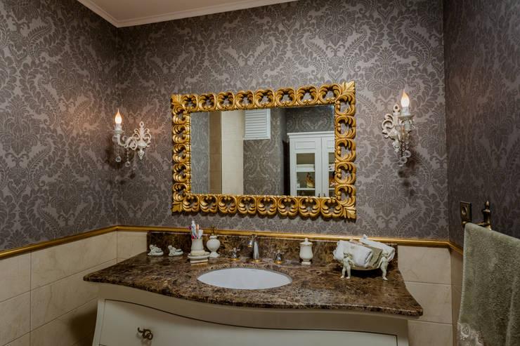 Bathroom by Mimoza Mimarlık