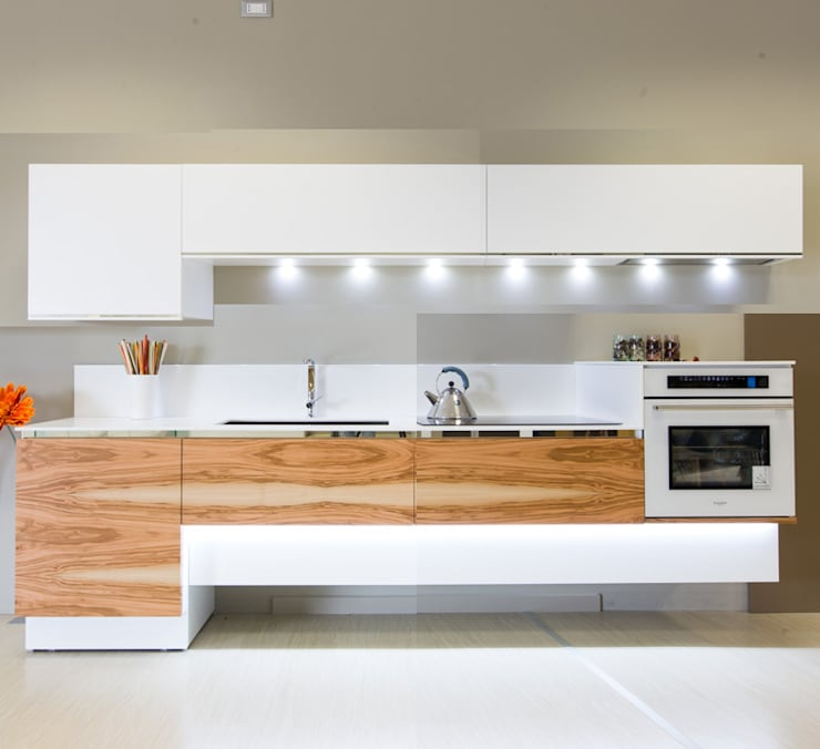 Kitchen by wood evolution