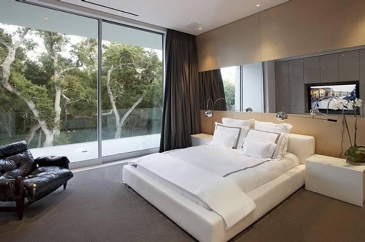 غرفة نوم تنفيذ INVERSIONES NACSE S.A.S.