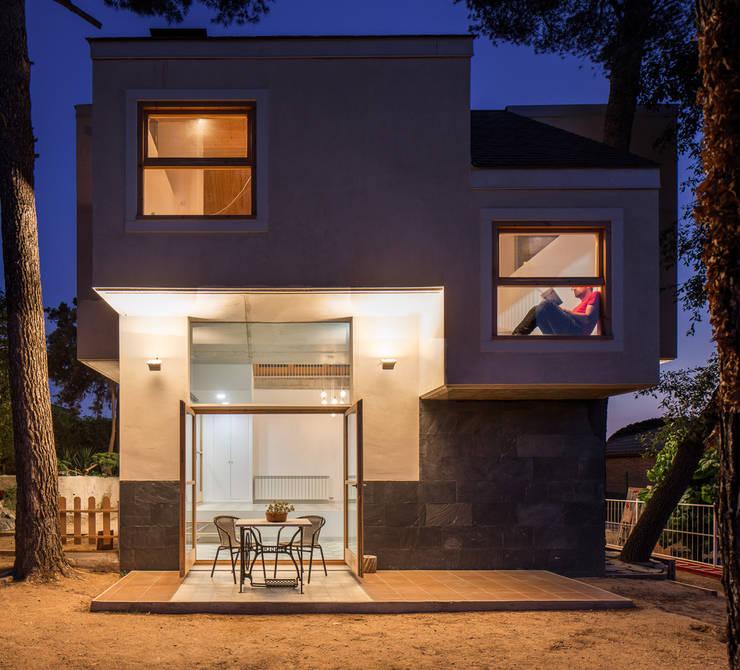 Casas  por Simon Garcia | arqfoto