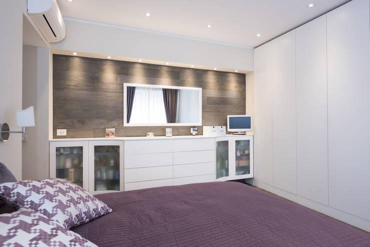 غرفة نوم تنفيذ Paolo Fusco Photo