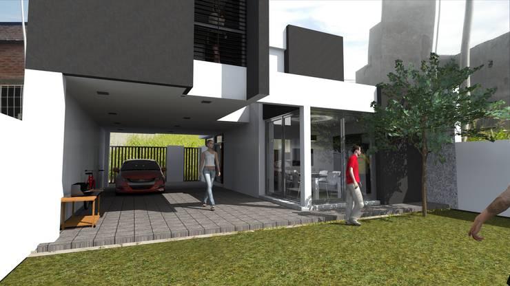 vista:  de estilo  por VHA Arquitectura